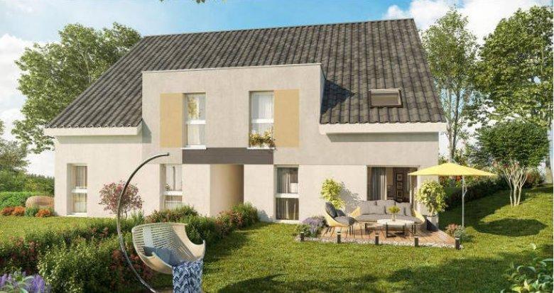 Achat / Vente immobilier neuf Ohlungen à 15 min d'Haguenau (67590) - Réf. 4484