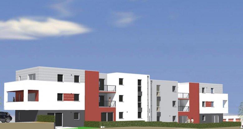 Achat / Vente immobilier neuf Rombas proche base de loisirs (57120) - Réf. 136