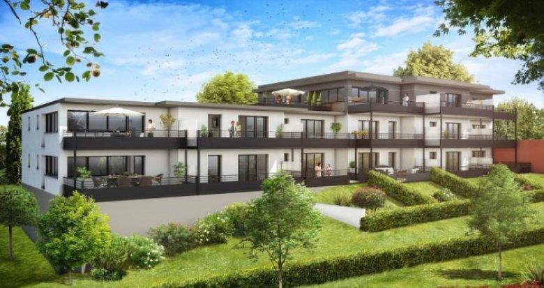 Achat / Vente immobilier neuf Saint-Max centre (54130) - Réf. 18