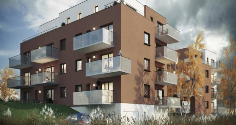 Achat / Vente immobilier neuf Saverne proche centre (67700) - Réf. 3083