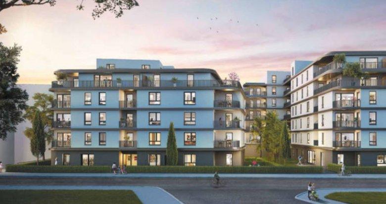 Achat / Vente immobilier neuf Schiltigheim quartier Fischer (67300) - Réf. 3067