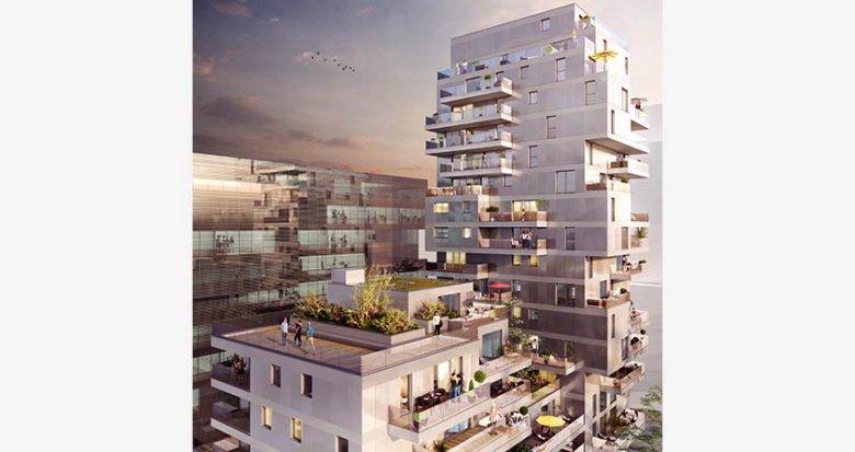 Achat / Vente immobilier neuf Strasbourg quartier International du Wacken (67000) - Réf. 1593