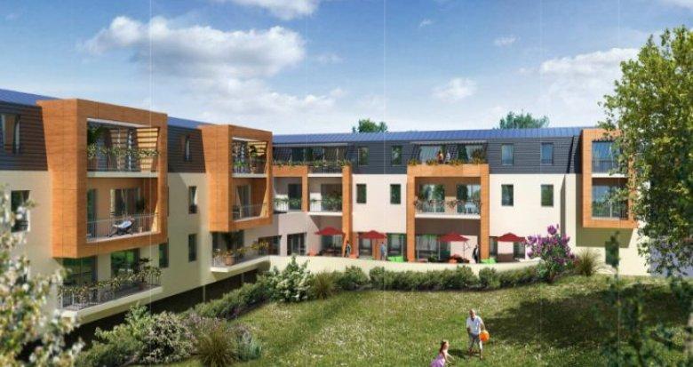 Achat / Vente immobilier neuf Thionville proche du parc résidence séniors (57100) - Réf. 585